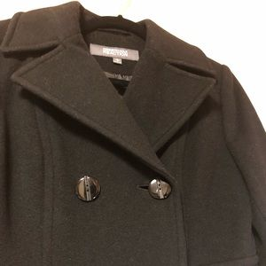Kenneth Cole Reaction Jackets & Coats - 🖤Black Kenneth Cole Reaction Wool Coat🖤